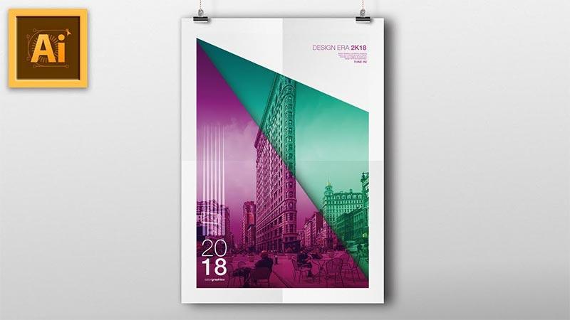 8 نکته برای طراحی و چاپ پوستر حرفه ای