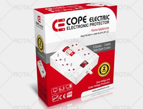 چاپ جعبه محافظ برق