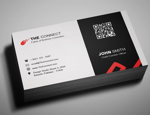 طراحی کارت ویزیت به عنوان ابزار بازاریابی